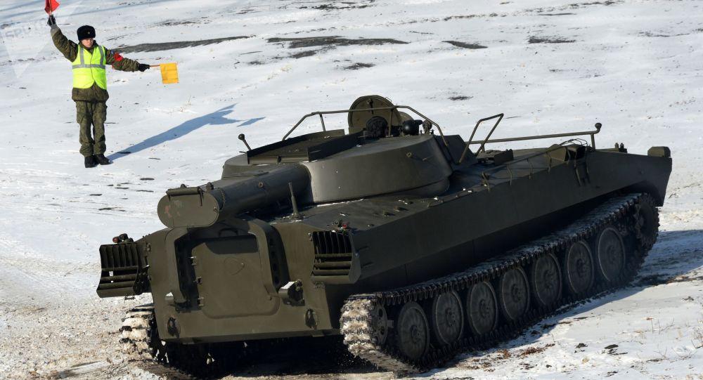 UR-77 Meterorit