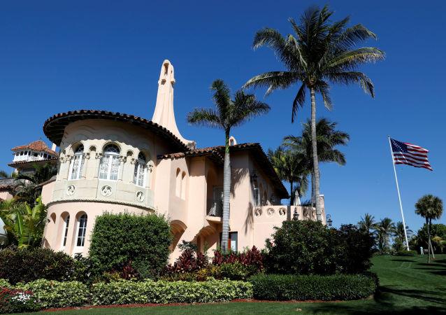 Rezydencja Donalda Trampa Mar-a-Lago na Florydzie