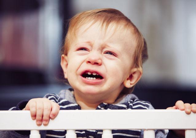 Płaczące dziecko