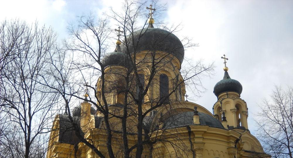 Sobór św. Marii Magdaleny w Warszawie