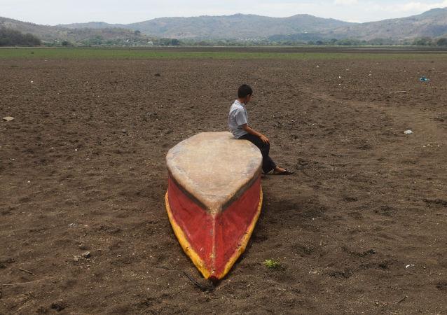 Susza w Gwatemali