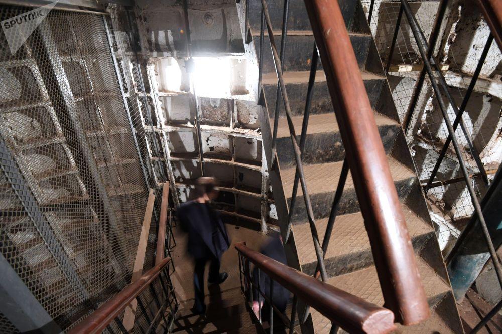 """Podziemne muzeum fortyfikacji """"Bunkier-703"""""""