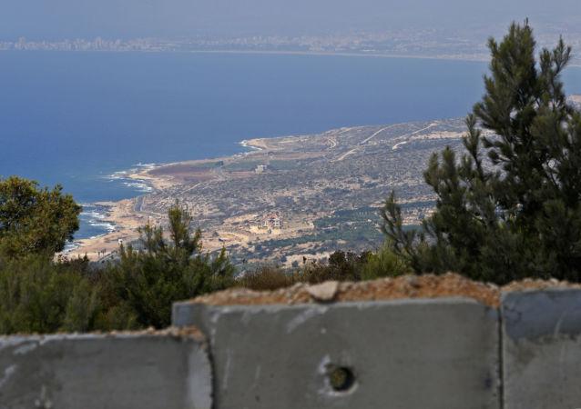 Libańsko-izraelska granica