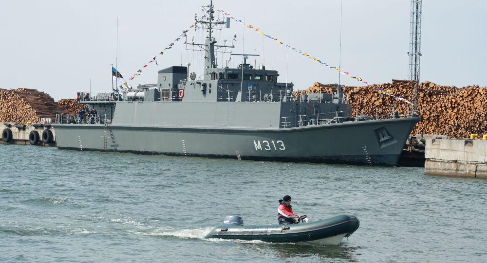 EML Admiral Cowan (M313)