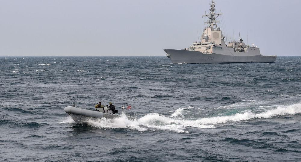 Niszczyciel Marynarki Wojennej USA USS Gravely