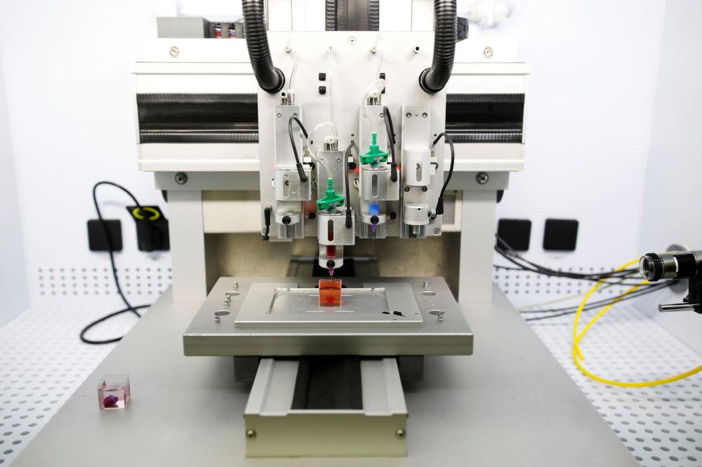 Izraelscy naukowcy stworzyli serce na drukarce 3D