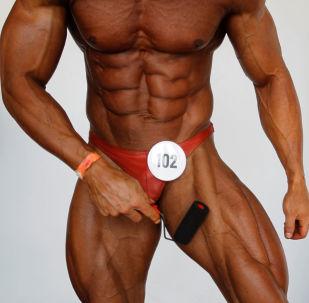 Zawody w bodybuildingu, Kolumbia