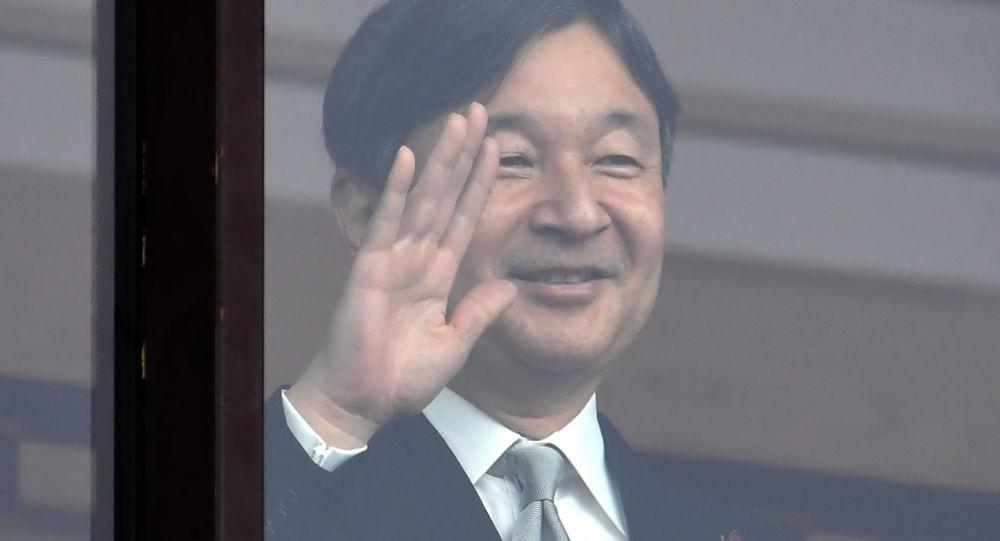 Książę koronny Japonii Naruhito