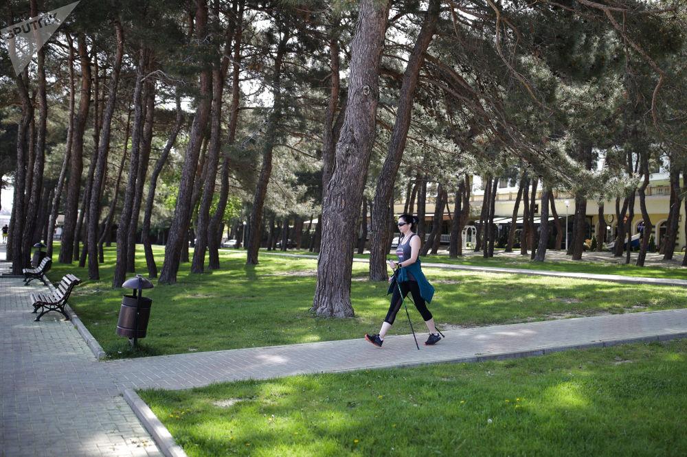 Park w Gelendżyku