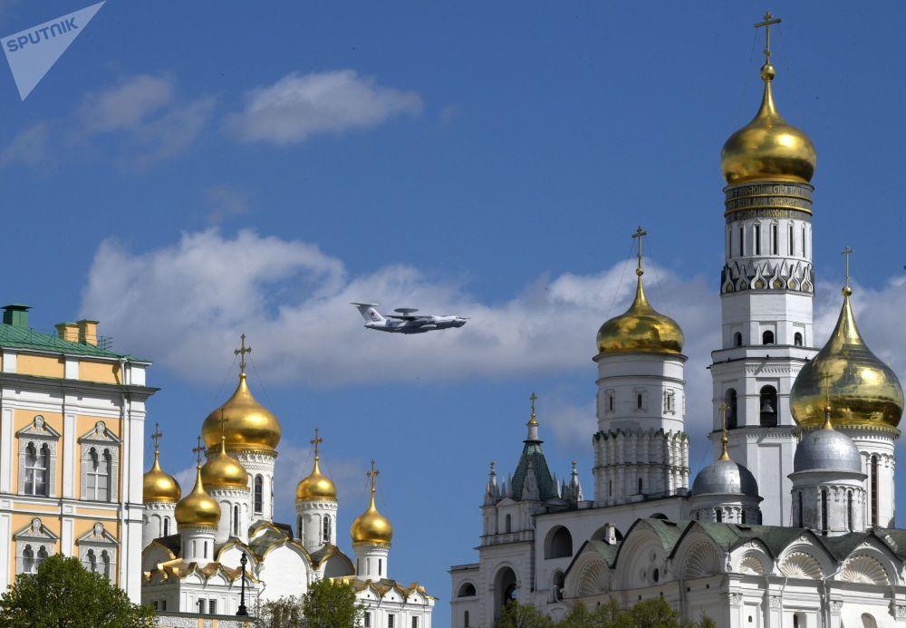 Samolot wczesnego ostrzegania Berijew A-50