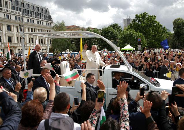 Papież Franciszek w Sofii, Bułgaria