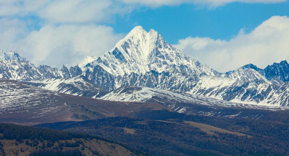 Góry Ałtaju