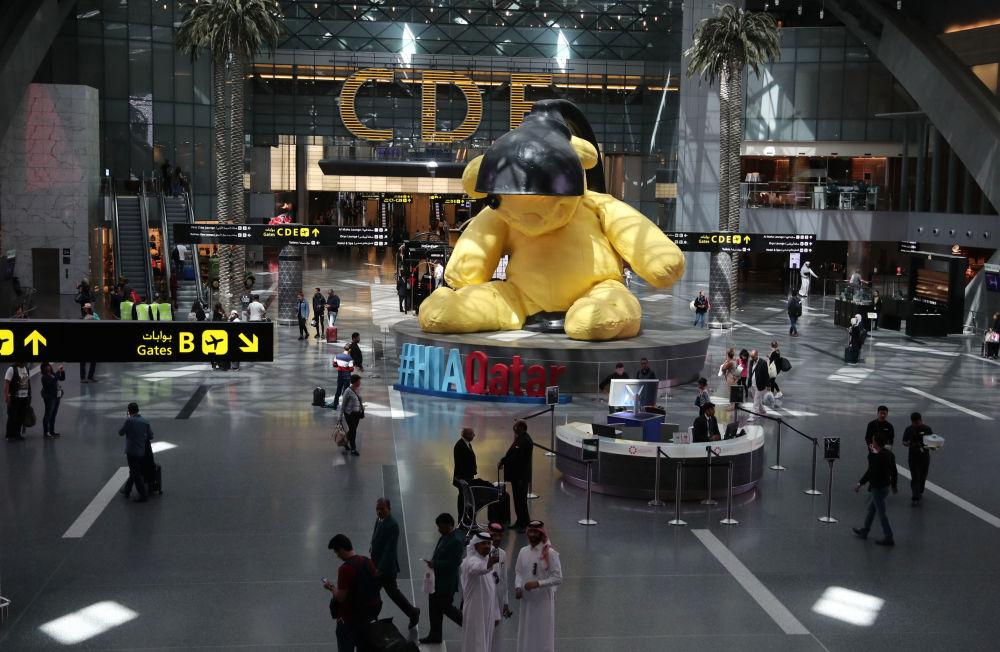 Port lotniczy Hamad w Katarze