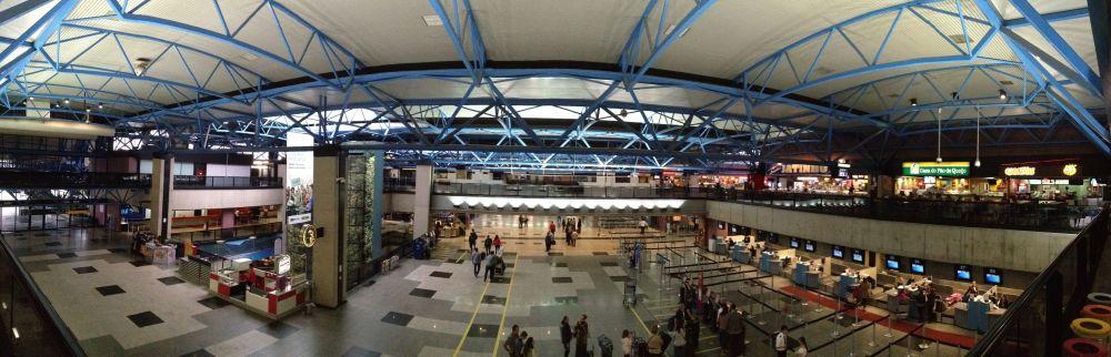 Port lotniczy Afonso Pena w Brazylii