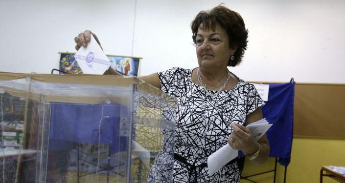 Przedterminowe wybory parlamentarne w Grecji