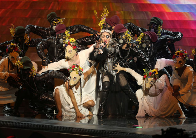 Madonna na Eurowizji 2019