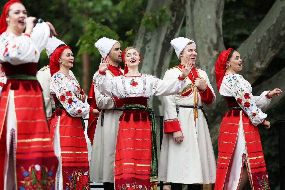 """Targi i jarmark turystyki wiejskiej """"AgroTUR-2019"""" w Krasnodarze"""
