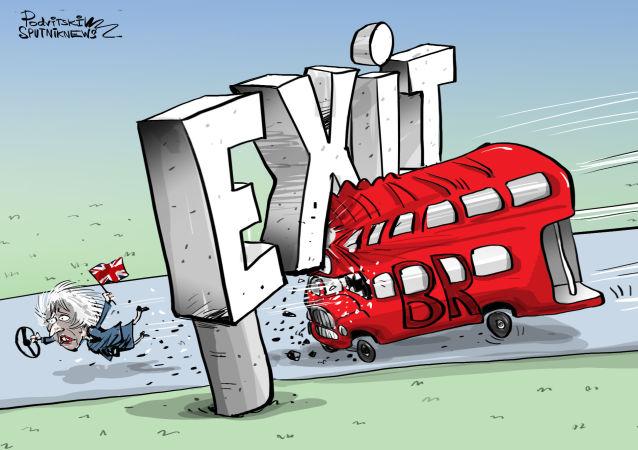 Theresa May podała się do dymisji