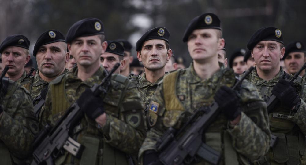 Siły Bezpieczeństwa Kosowa