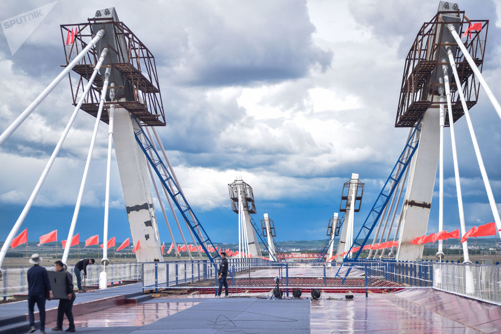 Nowy most między Rosją i Chinami