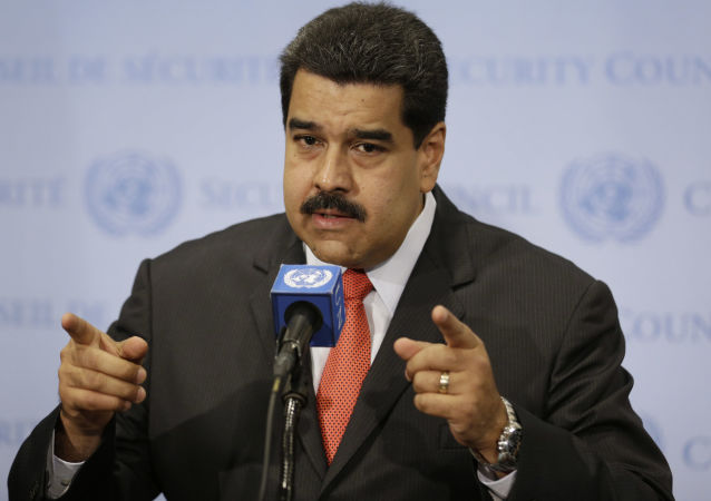 Prezydent Wenezueli Nicolás Maduro