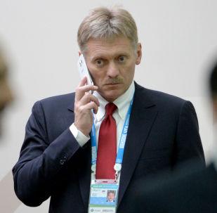 Rzecznik prasowy prezydenta Rosji Władimira Putina