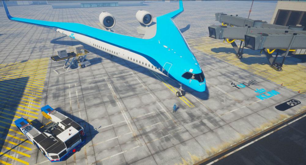 Samolot Flying-V