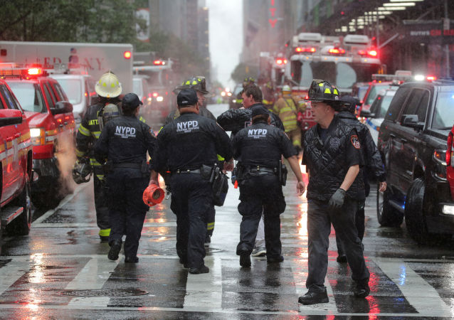 Katastrofa helikoptera na Manhattanie
