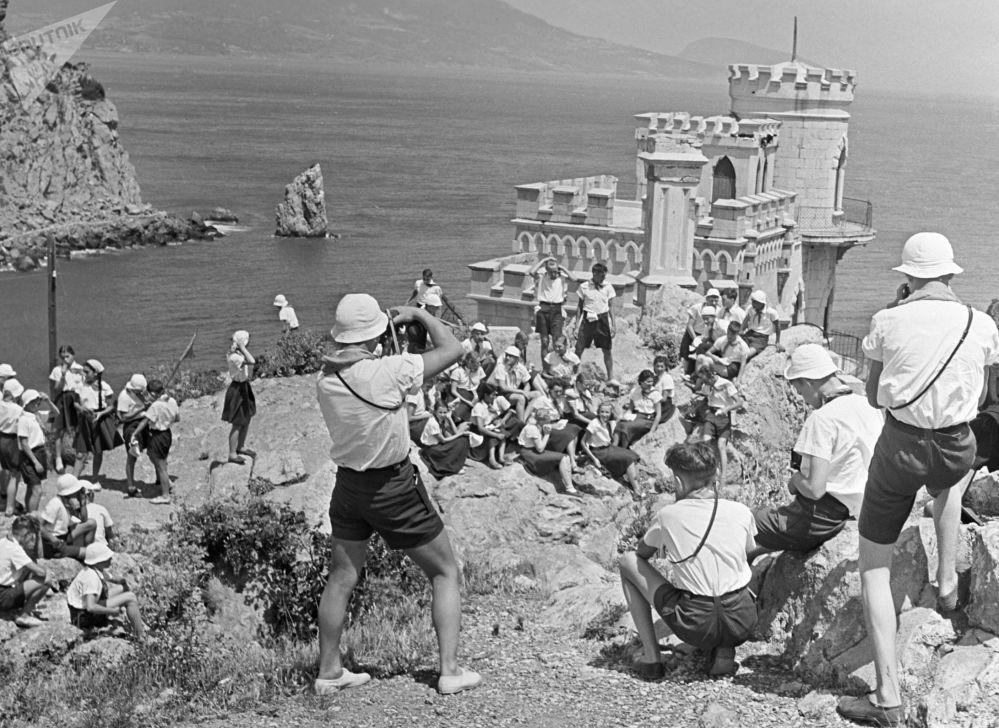 Dzieci w Arteku, 1958 rok