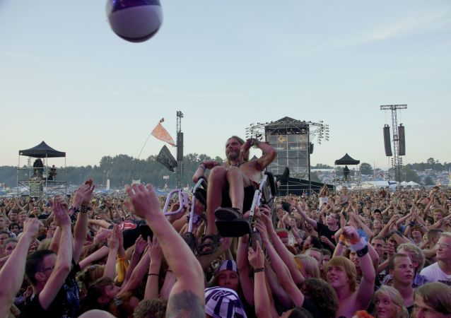 Festiwal  Pol'and'Rock w Kostrzynie