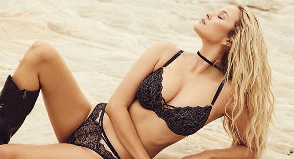 Były modelka Playboya Simone Holtznagel