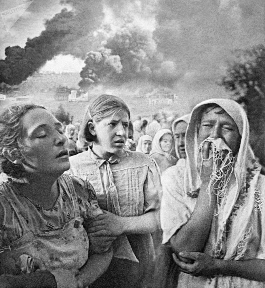 Kijów 23 czerwca 1941 roku