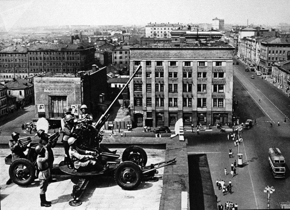 Obrona Moskwy