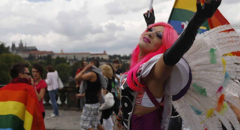Parada LGBT w Czechach