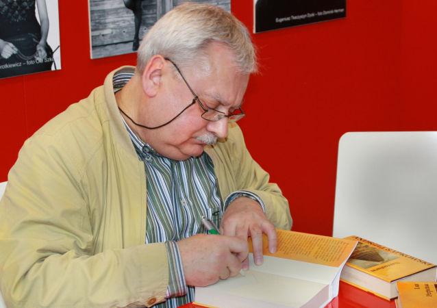 Pisarz Andrzej Sapkowski