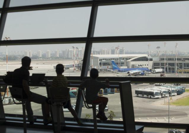 Lotnisko im. Bena Guriona w Tel Awiwie