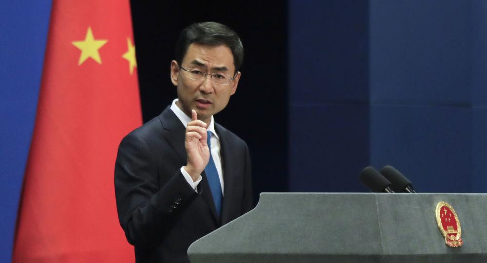 Rzecznik prasowy Ministerstwa Spraw Zagranicznych Chin Geng Shuang