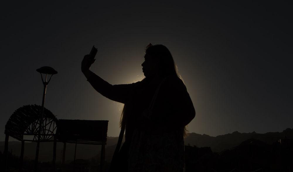 Zaćmienie Słońca 2019 w Boliwii
