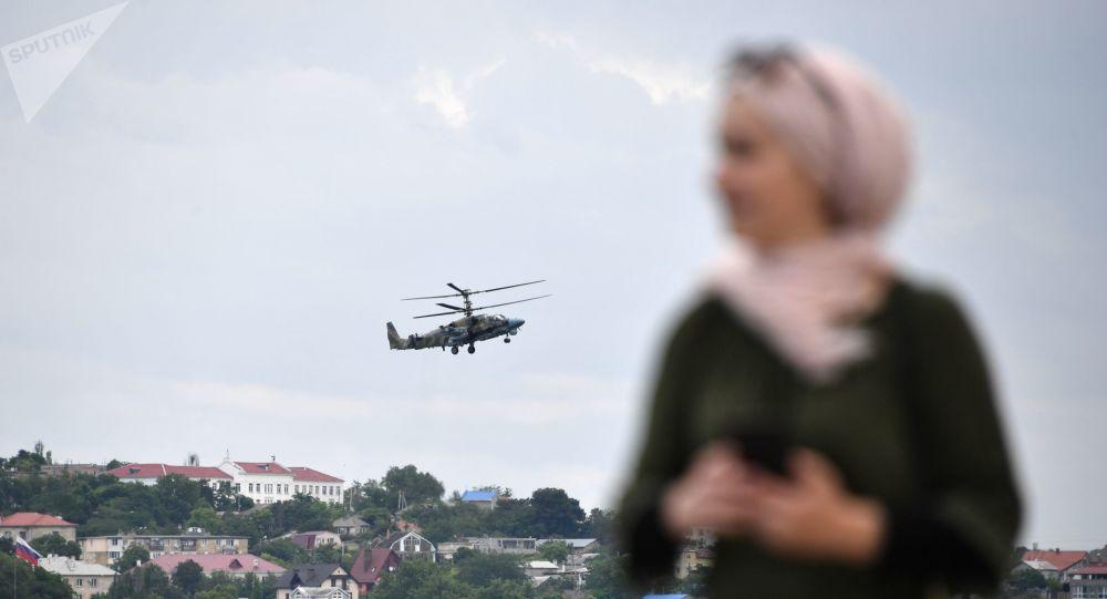 Aviadarts 2019 na Krymie