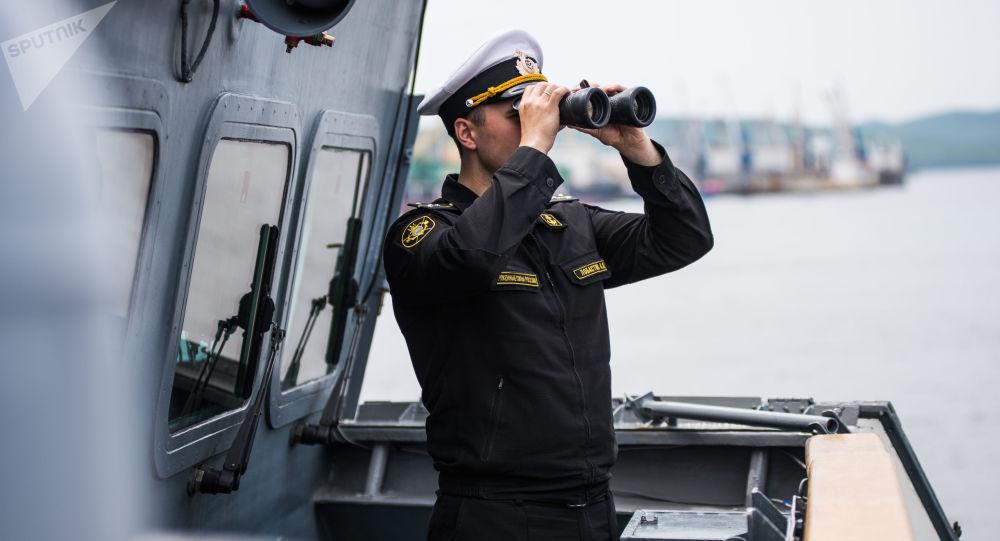 Kapitan na korwecie 20380 Sowierszennyj