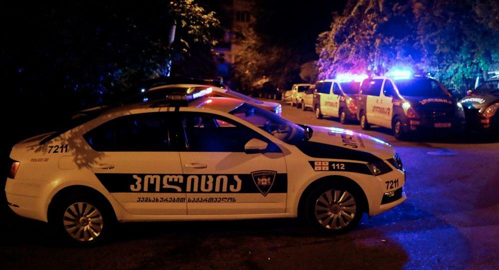 Gruzińska policja