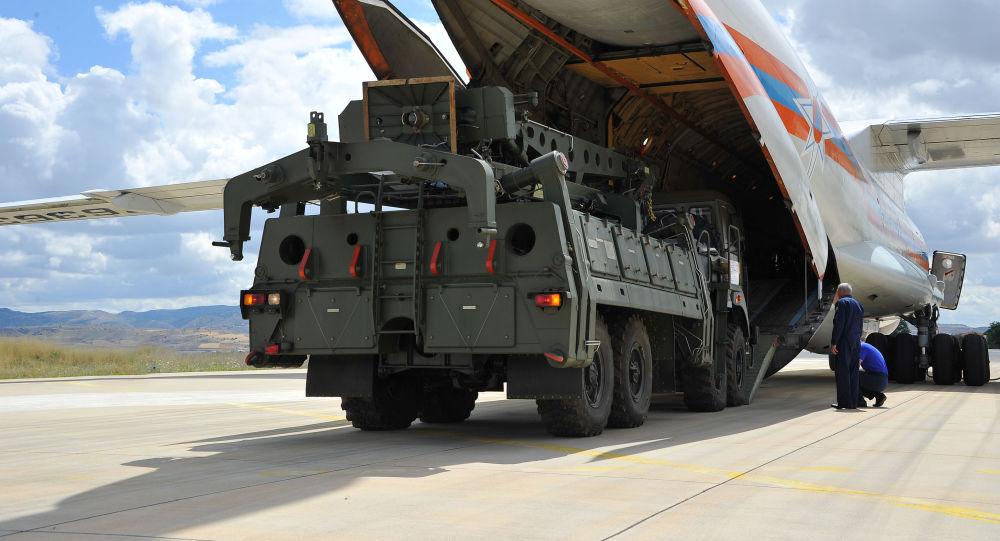 S-400 w Turcji