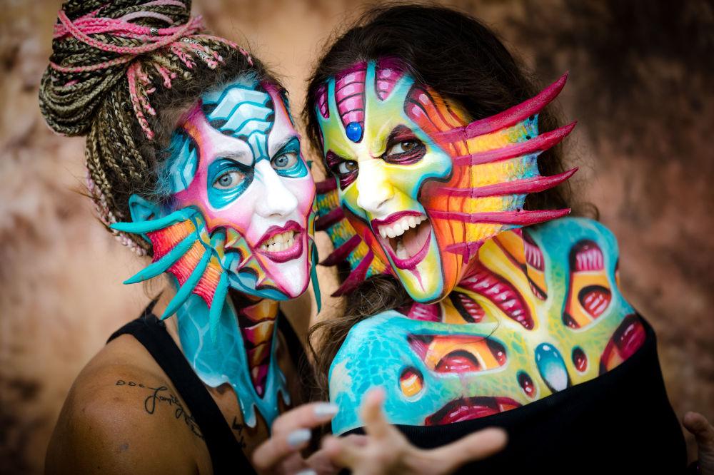 22. Światowy festiwal body art w Austrii
