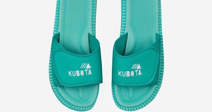 Kultowe klapki KUBOTA