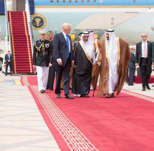 Prezydent USA z wizytą w Arabii Saudyjskiej