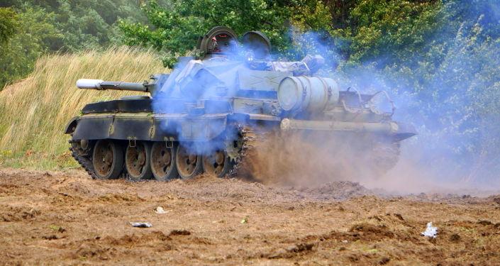 Czołg T-72 polskiej armii