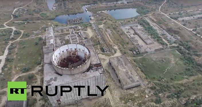 Elektrownia atomowa na Krymie