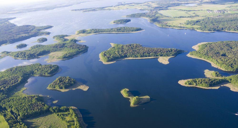 Mazury Jeziora Mazurskie Polska