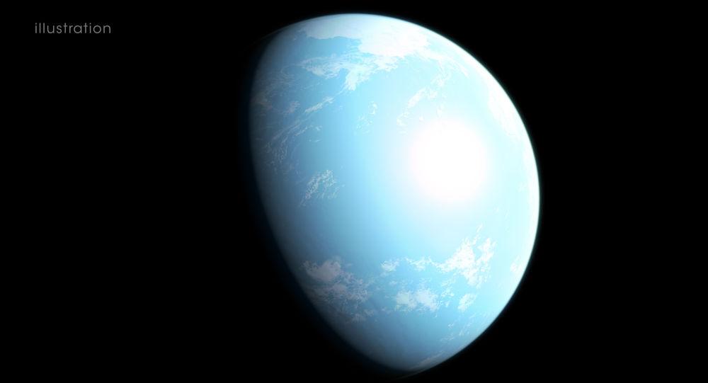 Tak ma wyglądać planeta GJ 357 d