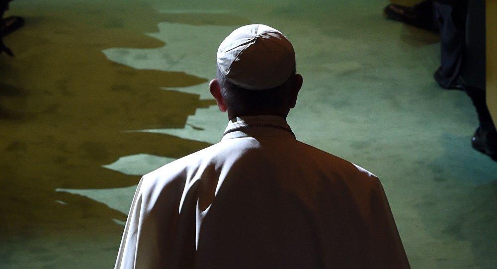Papież Franciszek w ONZ